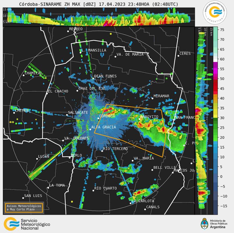 Radar Córdoba imagen previa